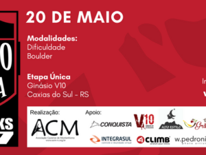 Desafio de Escalada Indoor Rocks 2017 – ACM